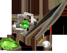 Création de bijoux sur mesure