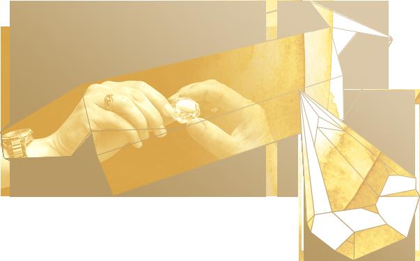 Vente de pierres précieuses et création de bijoux uniques