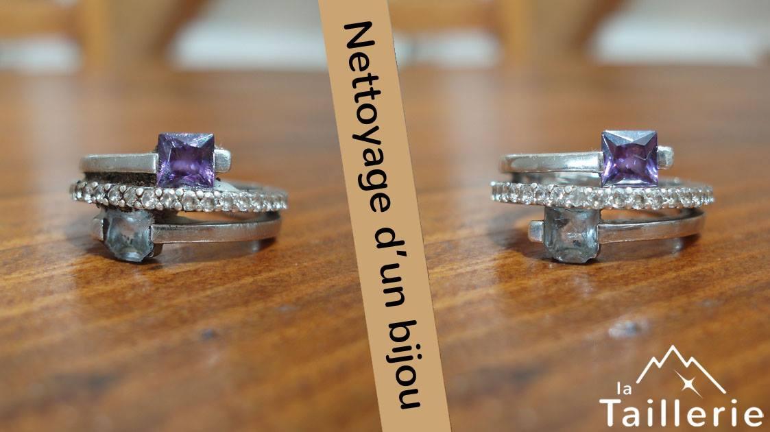 Les bijoux trop abîmés